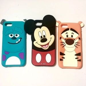 3 Disney iPhone Case (s)